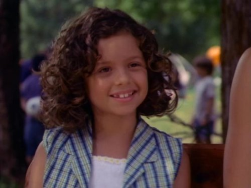 "Mackenzie Rosman w serialu ""Siódme niebo"" (1996)"