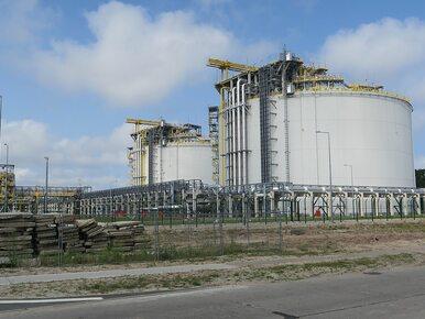 Gaz z Rosji przestał płynąć. PGNiG wykorzystuje zapasy i czeka na...