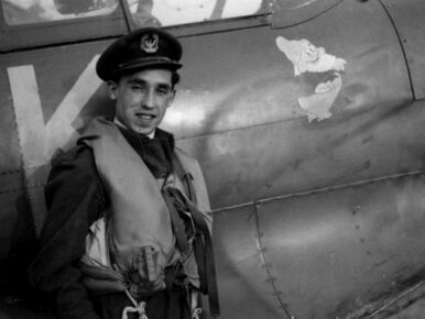 Polski pilot zwyciężył w konkursie RAF-u. Zebrał 16 razy więcej głosów...
