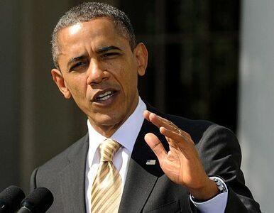 Obama chce zniesienia ulg dla naftowych koncernów. Republikanie...