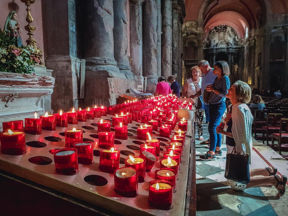 Lizbona, kościół św. Dominika