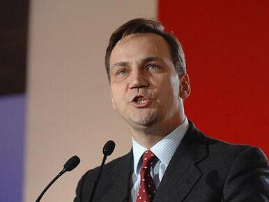 Sikorski: MSZ zostało dotknięte korupcją, a nie przeżarte