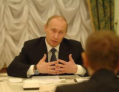 """""""Putin udaje przyjaciela i zdobywa poparcie Ukraińców"""""""