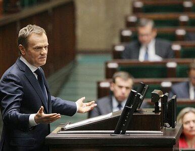 Tusk: jeśli okaże się, że ACTA zagraża wolności, nie będzie ratyfikacji