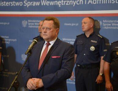Nieoczekiwane powitanie wiceministra Zielińskiego. Seniorki zatańczyły...