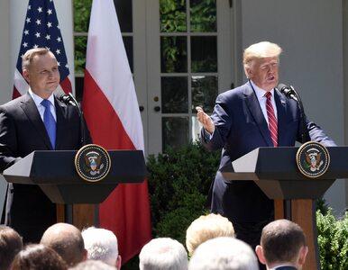 Duda i Trump na nagłówkach zagranicznych portali. Co przykuło uwagę mediów?