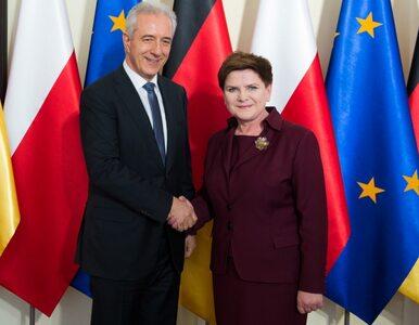 Wizyta szefa Bundesratu w Warszawie
