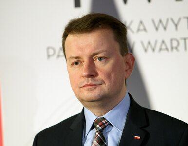 """Byli szefowie MSW piszą do Błaszczaka. """"To nękanie i zemsta polityczna"""""""