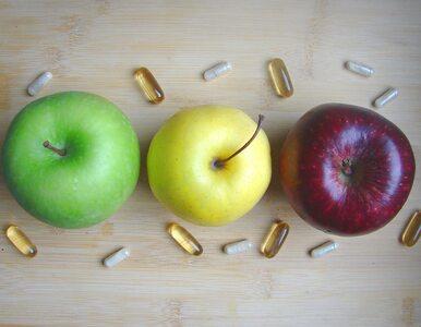 Suplementy wspomagające zdrową dietę