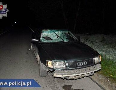 21-latek bez prawa jazdy zabił pieszego i uciekł. Wrócił po kilkunastu...
