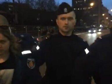 """Kłótnia Sławomira Nitrasa z policjantami. """"Szarpali mnie, bo odmówiłem..."""