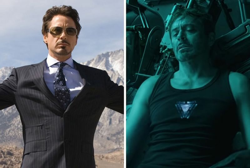 Iron Man (Tony Stark)