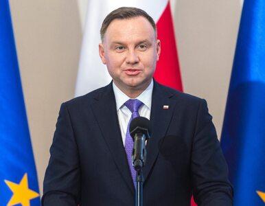"""Orędzie prezydenta Andrzeja Dudy. """"Niech to będzie święto naszej..."""