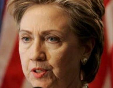 Clinton doznała wstrząsu mózgu