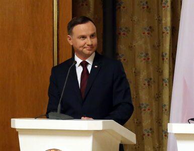 """Duda wskazuje wady konstytucji. """"Dlaczego nie ochroniła Polaków przed..."""
