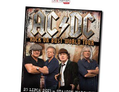 Po pięciu długich latach AC/DC ponownie w Polsce!
