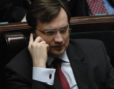 Ziobro do PiS: będziemy bronić suwerenności, pomożecie?