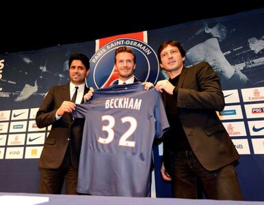 Beckham o pieniądze martwić się nie musi