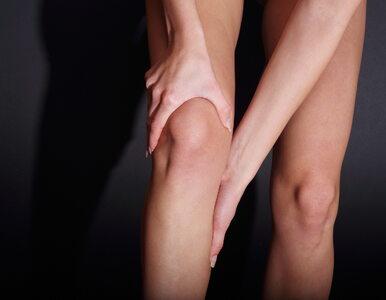 Spuchnięte kolano – co może być przyczyną?