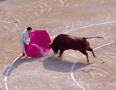 Katalonia żegna się z korridą