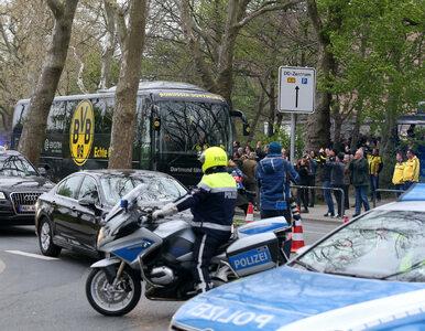 Atak na piłkarzy Borussii Dortmund. Prokuratura wyklucza wątek...