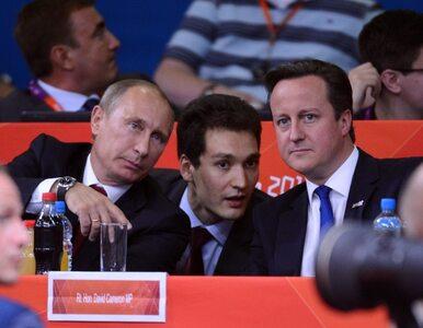 Brytyjscy sportowcy przegrywają przez... Camerona?