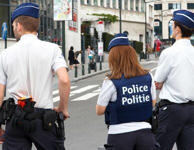 Belgia. Samochód z polską rejestracją uderzył w trzy auta i budynek