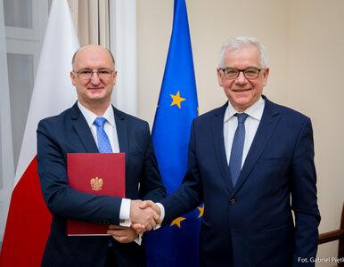 Piotr Wawrzyk został podsekretarzem stanu w MSZ