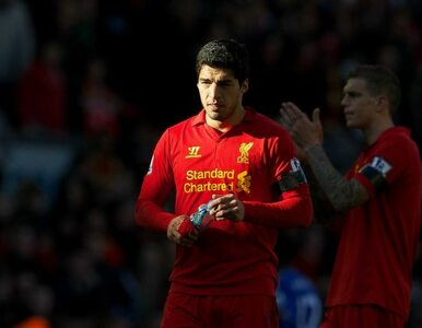 Liverpool: 30 mln funtów za Suareza? Za mało