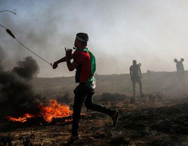 Izrael zaatakował Hamas. Największe naloty od 2014 roku
