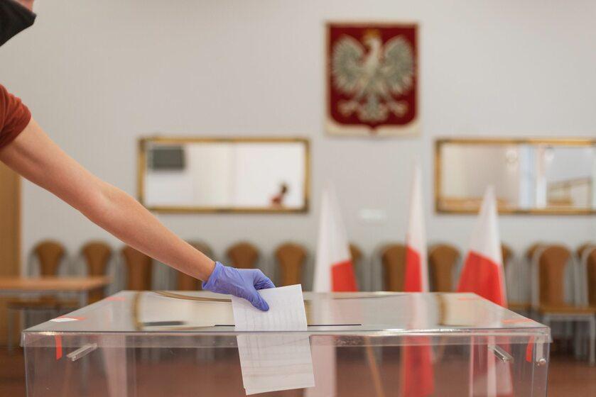 Głosowanie w wyborach prezydenckich 2020