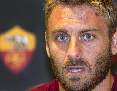 Gwiazdor Romy odrzucił lukratywną ofertę Manchesteru City
