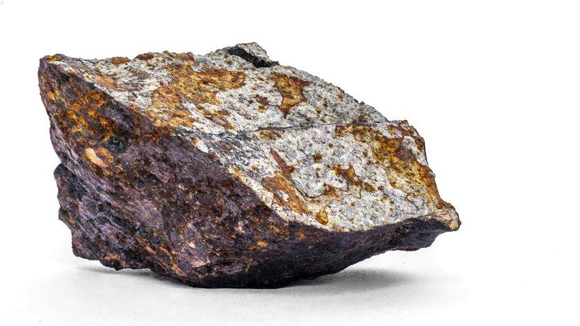 Fragment meteorytu z Czelabińska