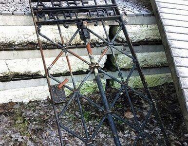 Brama z nazistowskiego obozu w Dachau odnaleziona w Norwegii