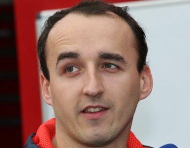 """Kubica człowiekiem roku """"Top Gear"""""""