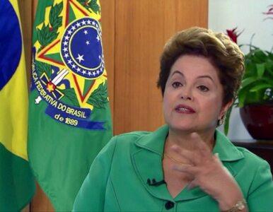 Prezydent Brazylii: W najgorszych snach nie śniłam o takim półfinale
