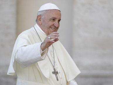 """Papież Franciszek oskarżany o szerzenie herezji. """"Takiego przypadku nie..."""