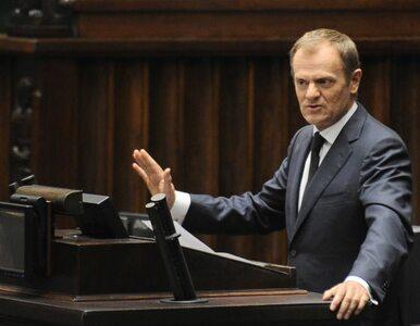 Tusk: Kaczyński uciekł po dwóch latach rządzenia. Teraz pcha się do władzy