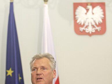 Co Brexit oznacza dla Polski? Kwaśniewski: Weszliśmy w okres szoku,...