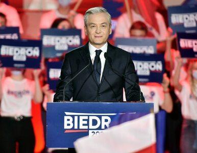 """Ekspert w TVN24 o """"chorobie umysłowej"""" Biedronia. Kandydat Lewicy:..."""