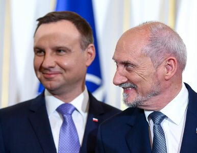 Duda kontra Macierewicz. Kulisy sporu, który sięga kampanii wyborczej