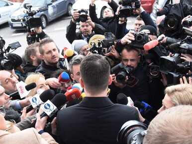 """To nie koniec Misiewicza?. """"Jeszcze dużo zrobimy dla Polski"""""""