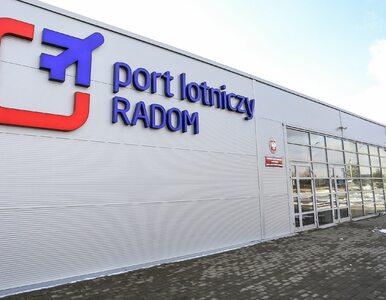 Lotnisko w Radomiu ogłosiło upadłość. Wiadomo, kto przejmie obiekt