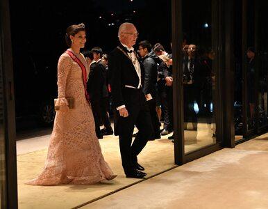 Bankiet na cześć cesarza Japonii. Wśród gości królowie i prezydenci