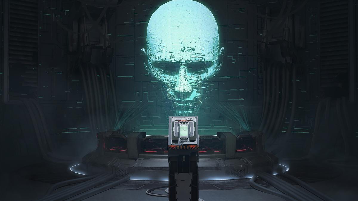 Screen z gry Ghostrunner