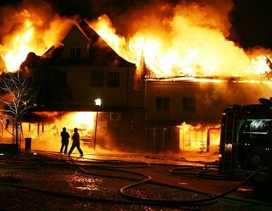 Rosja: 79 osób zginęło w pożarach w Nowy Rok