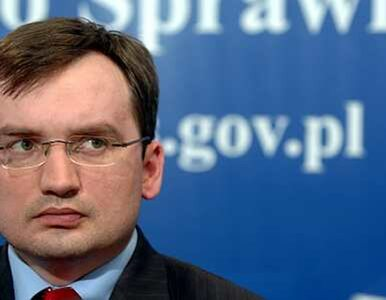 Ziobro pozwie Tuska, ale dopiero po wyborach?