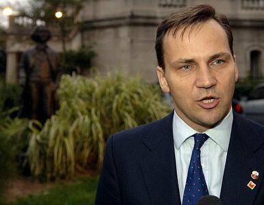 Sikorski: Wydałem postanowienie o wygaszeniu mandatu Dudy