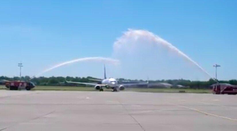 Na lotnisku w Łodzi wznowiono loty