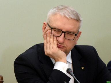 Poseł Pięta stanie przed rzecznikiem dyscypliny partyjnej PiS....
